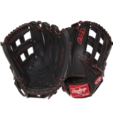 "Rawlings R9 Series Youth Pro Taper Baseball Glove 12"" R9YPT6-6B"