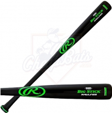 CLOSEOUT Rawlings Big Stick Wood Composite BBCOR Baseball Bat -3oz R243CH