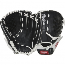 "Rawlings Shut Out Fastpitch Softball Glove 12"" RSO120BW"