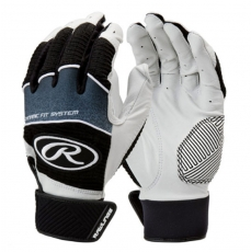 CLOSEOUT Rawlings Workhorse Batting Gloves (Adult Pair) WH950BG