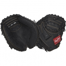 "Rawlings Renegade Youth Baseball Catcher's Mitt 31.5"" RCM315B"