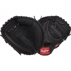 "Rawlings Renegade Baseball Catcher's Mitt 32.5"" RCM325B"