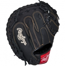 "CLOSEOUT Rawlings Renegade Baseball Catcher's Mitt 32.5"" RCM325BB"
