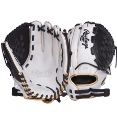 "CLOSEOUT Rawlings Liberty Advanced Color Series Fastpitch Softball Glove 12"" RLA120-3WBG"