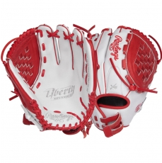 CLOSEOUT Rawlings Liberty Advanced Color Series Fastpitch Softball Glove 12