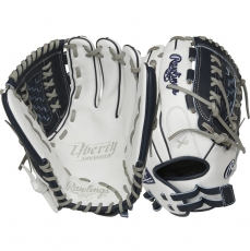 "Rawlings Liberty Advanced Color Series Fastpitch Softball Glove 12.5"" RLA125-18N"