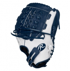 "Rawlings Liberty Advanced Color Series Fastpitch Softball Glove 12.5"" RLA125-18WN"