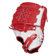 "CLOSEOUT Rawlings Liberty Advanced Color Series Fastpitch Softball Glove 12.5"" RLA125-18WS"