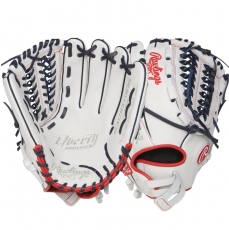 "Rawlings Liberty Advanced Fastpitch Softball Glove 12.5"" RLA125FS-15WNS"