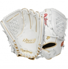 "Rawlings Liberty Advanced Fastpitch Softball Glove 12.5"" RLA125KRG"