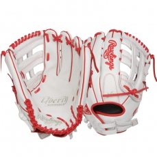 "CLOSEOUT Rawlings Liberty Advanced Fastpitch Softball Glove 13"" RLA130-6W"