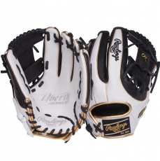 "CLOSEOUT Rawlings Liberty Advanced Color Series Fastpitch Softball Glove 11.75"" RLA315SB-2WBG"