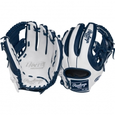 CLOSEOUT Rawlings Liberty Advanced Color Series Fastpitch Softball Glove 11.75