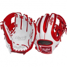"Rawlings Liberty Advanced Color Series Fastpitch Softball Glove 11.75"" RLA315SB-2WS"