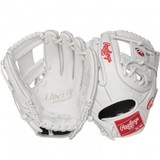 "Rawlings Liberty Advanced Fastpitch Softball Glove 11.75"" RLA715-2W"