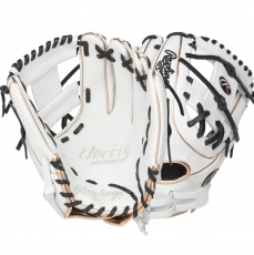 "Rawlings Liberty Advanced Fastpitch Softball Glove 11.75"" RLA715-2WB"