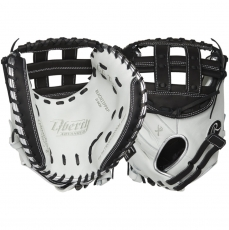 "CLOSEOUT Rawlings Liberty Advanced Color Series Fastpitch Softball Catcher's Mitt 33"" RLACM33FPBP"
