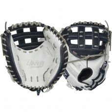 "Rawlings Liberty Advanced Color Series Fastpitch Softball Catcher's Mitt 33"" RLACM33FPN"