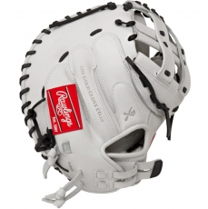 Rawlings Liberty Advanced Fastpitch Softball Catcher's Mitt 34