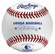 Rawlings Baseballs USSSA Tournament Ball ROLBUSSSA (1 Dozen)