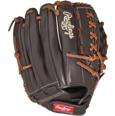 "CLOSEOUT Rawlings Shut Out Fastpitch Softball Glove 12.5"" RSO125"