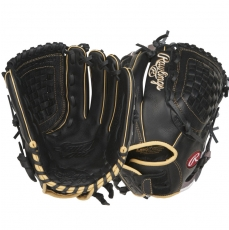 "Rawlings Shut Out Fastpitch Softball Glove 12.5"" RSO125BCCF"