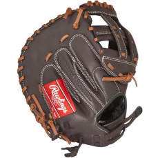 "CLOSEOUT Rawlings Shut Out Fastpitch Softball Catcher's Mitt 33"" RSOCM33"