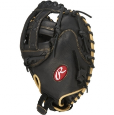 "Rawlings Shut Out Fastpitch Softball Catcher's Mitt 33"" RSOCM33BCC"