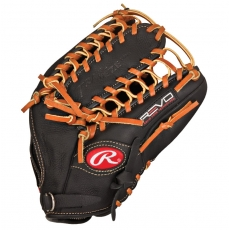 Rawlings 3SC1275D Revo Solid Core 350 Series Baseball Glove 12.75""