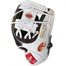 "Rawlings Goldy Heart of the Hide Limited Edition Baseball Glove 11.5"" PRO314-2BWG"