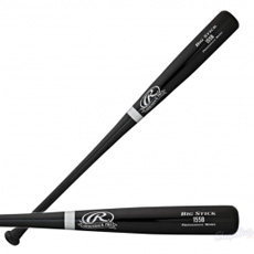 CLOSEOUT Rawlings Wood Baseball Bat Adirondack Pro Ash 155BAP