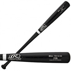 Rawlings Wood Baseball Bat Adirondack Ash 212BAP