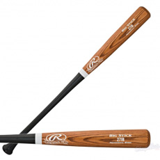 CLOSEOUT Rawlings Wood Baseball Bat Adirondack Pro Ash 271BAP