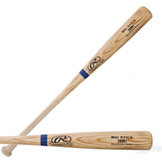 CLOSEOUT Rawlings Wood Baseball Bat Adirondack Pro Ash 288RJAP