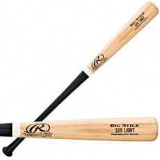 CLOSEOUT Rawlings Wood Baseball Bat Performance Ash 325LAP
