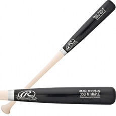 Rawlings Wood Baseball Bat Performance Maple 350FMAP