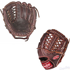 "Rawlings  Baseball Glove Primo Series Infield/Pitcher/Third Base 11 1/2"" PRM1150T"