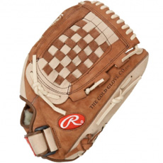 "Rawlings The Bull Softball Series Pitcher/Outfield 12.5"" TBS125"