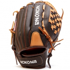 "Nokona Alpha Fastpitch Softball Glove 12.5"" S-V1250C"
