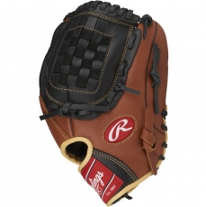 "CLOSEOUT Rawlings Sandlot Baseball Glove 12"" S1200B"
