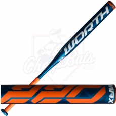 CLOSEOUT 2016 Worth Resmondo 220 Slowpitch Softball Bat Maxload USSSA SB22MU
