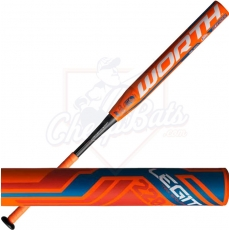 CLOSEOUT 2016 Worth Resmondo Legit 220 Slowpitch Softball Bat Maxload USSSA SBL22M