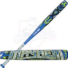 2016 Worth Mayhem Slowpitch Softball Bat ASA USSSA SBMSWA