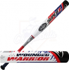 2016 Louisville Slugger SUPER Z WOUNDED WARRIOR Slowpitch Softball Bat End Loaded USSSA SBWZ16U-E