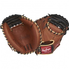 "Rawlings Sandlot Baseball Catcher's Mitt 33"" SCM33S"