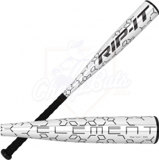 "2016 Rip It Element One Youth Big Barrel Baseball Bat 2 3/4"" -10oz SL10B"
