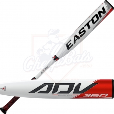 2020 Easton ADV 360 Youth USSSA Baseball Bat -10oz SL20ADV108