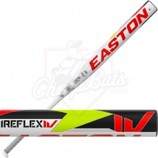 CLOSEOUT 2020 Easton Fire Flex IV Slowpitch Softball Bat Balanced USSSA SP20FF4B