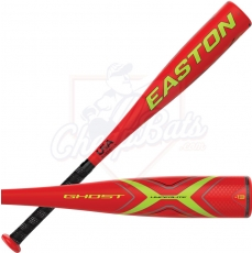 2019 Easton Ghost X HyperLite Youth USA Tee Ball Bat -13oz TB19GX13B