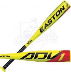 2020 Easton ADV 1 Youth USA Tee Ball Bat -13oz TB20ADV13